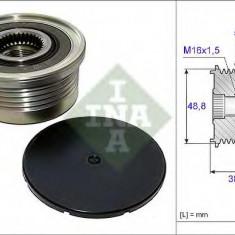 Sistem roata libera, generator OPEL VIVARO platou / sasiu 1.9 Di - INA 535 0048 10 - Fulie