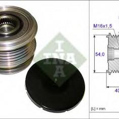 Sistem roata libera, generator VOLVO V60 D3 / D4 - INA 535 0121 10 - Fulie