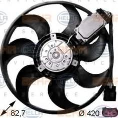 Ventilator, radiator AUDI Q7 3.0 TDI - HELLA 8EW 351 043-231 - Electroventilator auto