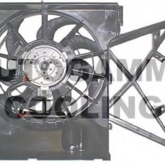 Ventilator, radiator OPEL VECTRA B 2.0 DTI 16V - AUTOGAMMA GA200821 - Electroventilator auto