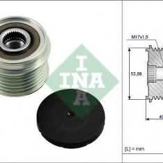 Sistem roata libera, generator SUZUKI JIMNY SIERRA 1.5 DDiS 4WD - INA 535 0233 10 - Fulie