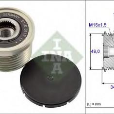 Sistem roata libera, generator BMW 1 cupe M - INA 535 0164 10 - Fulie