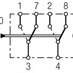 Comutator - HELLA 6FH 007 832-621 - Intrerupator - Regulator Auto
