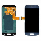 Display Samsung S4 mini i9190 i9192 i9195 albastru touchscreen lcd