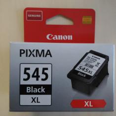 Cartus negru black CANON PG545XL nou SIGILAT original imprimanta multifunctional