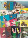 bnk cld Lot 120 calendare romanesti diferite 1967-2000