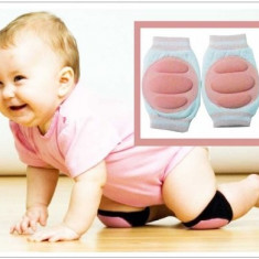 COTIERE BEBE Genunchiere pentru bebelusi genunchiere copii antialunecare 5+ luni