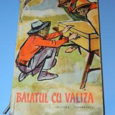 Baiatul cu valiza - Eduard Jurist. Ilustratii de Iurie Darie (02012 - Carte de povesti