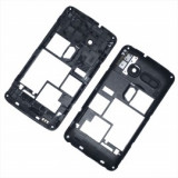 Carcasa mijloc Alcatel Vodafone 888 Smart 4 negru second hand