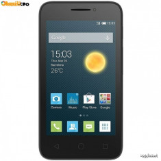 Geam Alcatel Pixi 3 4inch Tempered Glass - Folie de protectie Alcatel, Lucioasa