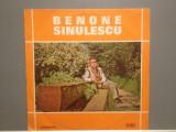 BENONE SINULESCU (EPE 0800/ELECTRECORD) - VINIL/Stare PERFECTA
