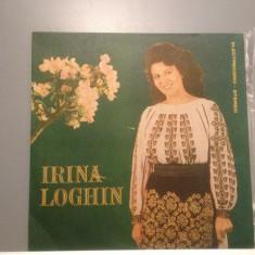 IRINA LOGHIN (EPE 03772/ELECTRECORD) - VINIL/Stare PERFECTA - Muzica Populara