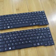 Tastatura laptop Fujitsu Siemens Fujitsu Lifebook U554, perfecta stare