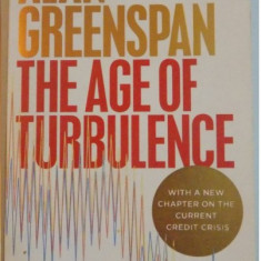 The age of turbulence : adventures in a new world / Alan Greenspan