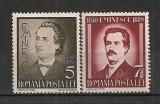 Romania.1939 50 ani moarte Mihai Eminescu  PR.4, Nestampilat