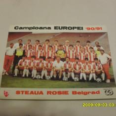 Foto Steaua R. Belgrad [cu M.Belodedici]