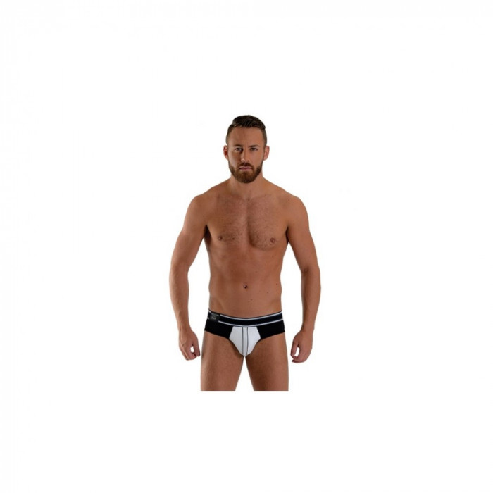 Bikini URBAN Bronx L negru/alb - Sex Shop Erotic24 foto mare