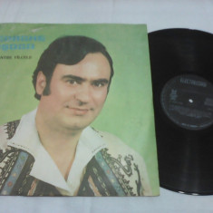 DISC VINIL GHEORGHE ROSOGA LA FANTANA-NTRE VALCELE EPE 01957 STARE FOARTE BUNA - Muzica Populara