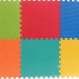 Saltea de joaca pentru copii - puzzle - 1,3mp - 1.2 cm grosime - Spuma Eva -Noua