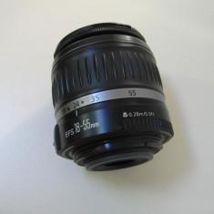 Obiectiv Dslr CANON 18-55 montura efs - cu eroare, All around, Autofocus, Canon - EF/EF-S