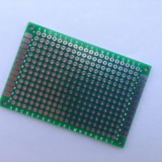 Placa test PCB 5 x 7 cm, prototip / prototype Arduino