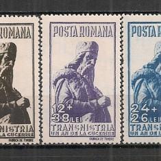 Romania.1942 Pentru Transnistria-Miron Costin  PR.17