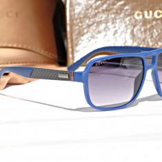 Ochelari de soare Gucci GG 1085/N/S AXWRA Polarizat, Barbati, Violet, Patrati, Plastic, Polarizare