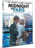 Miezul noptii in Paris (Midnight in Paris) Woody Allen, DVD, Romana