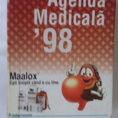 AGENDA MEDICALA 98