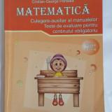 MATEMATICA CLASA A VI A, CULEGERE AUXILIAR, TESTE DE EVALUARE-PARAIALA - Manual scolar, Clasa 6