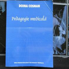 Doina cosman pedagogie medicala