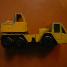 Camion utilitar -Jucarie marca Lesney Matchbox Anglia, metal 7, 8 x 3, 3 cm - Vehicul