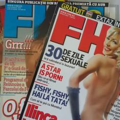 REVISTA FHM, LOT 23 BUCATI .STARE FOARTE BUNA . - Revista barbati