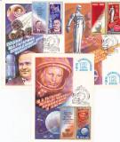 Cosmos 3 valori cu vinieta ,URSS.