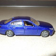 Siku bmw 545i - Macheta auto Siku, 1:50