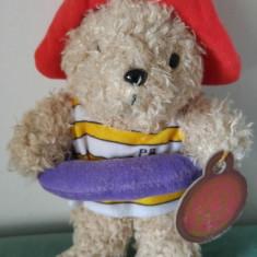 M- Jucarie plus urs / ursulet Paddington bear, plus, 23cm, film desen animat - Jucarii plus