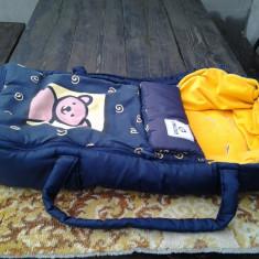 Osann, Landou textil / Portbebe - Cos portbebe Altele, Altele
