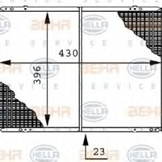 Radiator, racire motor RENAULT TWINGO I 1.2 - HELLA 8MK 376 706-471 - Radiator racire LuK
