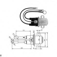 Solenoid, electromotor - ERA 227443 - Solenoid Auto