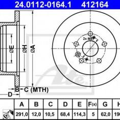 Disc frana TOYOTA ESTIMA 16V - ATE 24.0112-0164.1 - Discuri frana REINZ