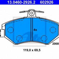 Placute frana REINZ AUDI 4000 1.8 CC quattro - ATE 13.0460-2926.2