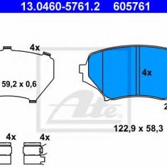 Placute frana REINZ MAZDA MX-5 Mk III 2.0 - ATE 13.0460-5761.2