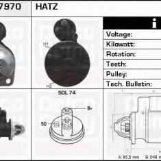 Starter - DELCO REMY DRS7970 - Ventilatoare auto