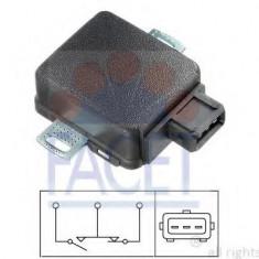 Senzor, pozitie clapeta acceleratie TOYOTA SUPRA 2.8 i - FACET 10.5046 - Senzor clapeta acceleratie