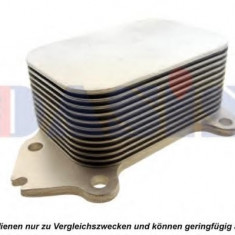 Radiator ulei, ulei motor MINI MINI One D - AKS DASIS 166007N - Radiator auto ulei KLOKKERHOLM