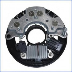 Regulator, alternator OPEL ASTRA G hatchback 1.7 DTI 16V - HÜCO 132881 - Intrerupator - Regulator Auto