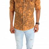 Camasa tip Zara  - camasa barbati - camasa slim - camasa fashion - cod 6710