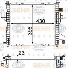 Radiator, racire motor RENAULT TWINGO I 1.2 - HELLA 8MK 376 706-541 - Radiator racire LuK