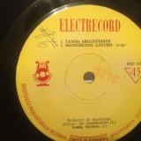 TANGO/PASO-DOBLE - MUZICA DANS (EDC 362/ELECTRECORD) - VINIL/stare FOARTE BUNA