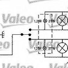 Modul semnalizare - VALEO 641422